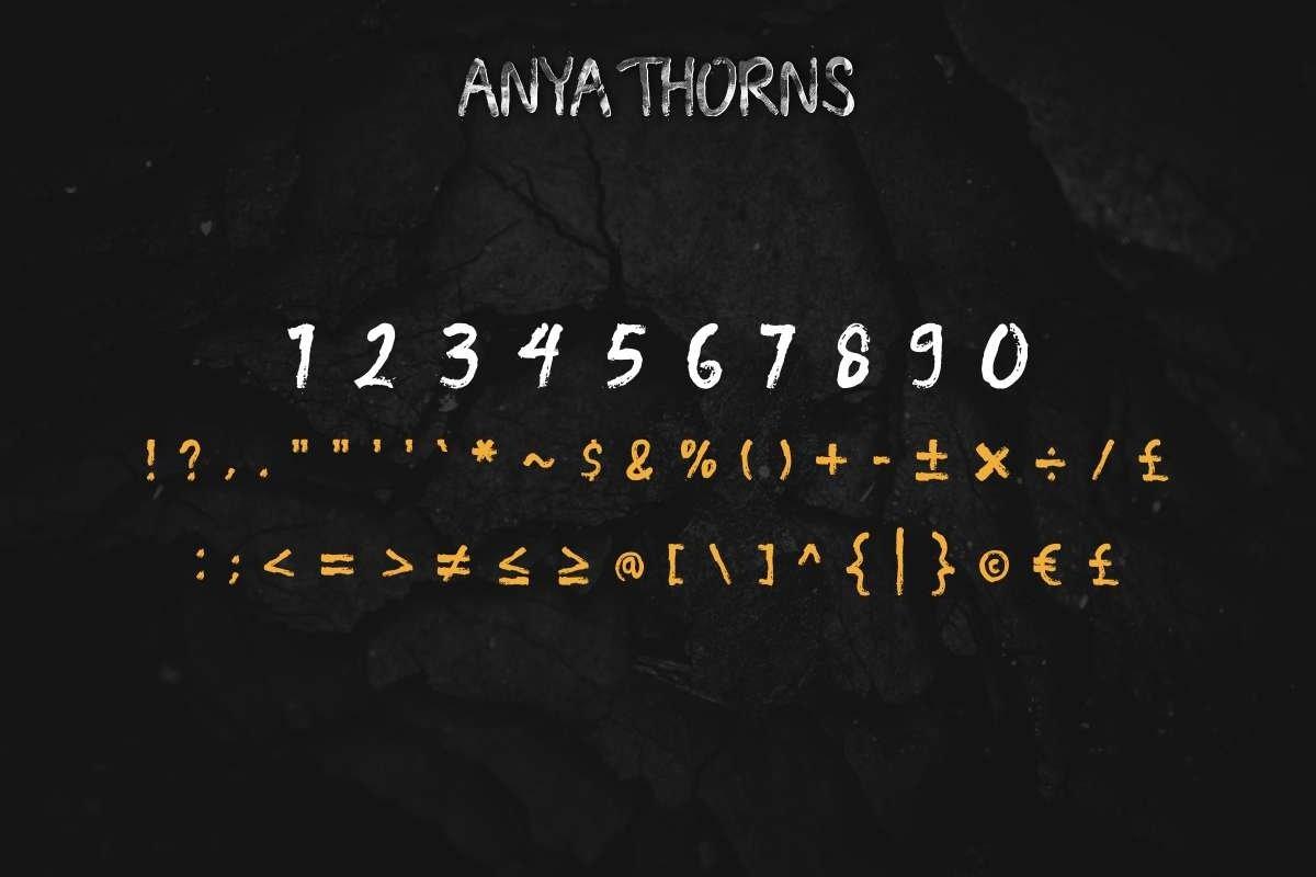 Anya Thorns example image 10