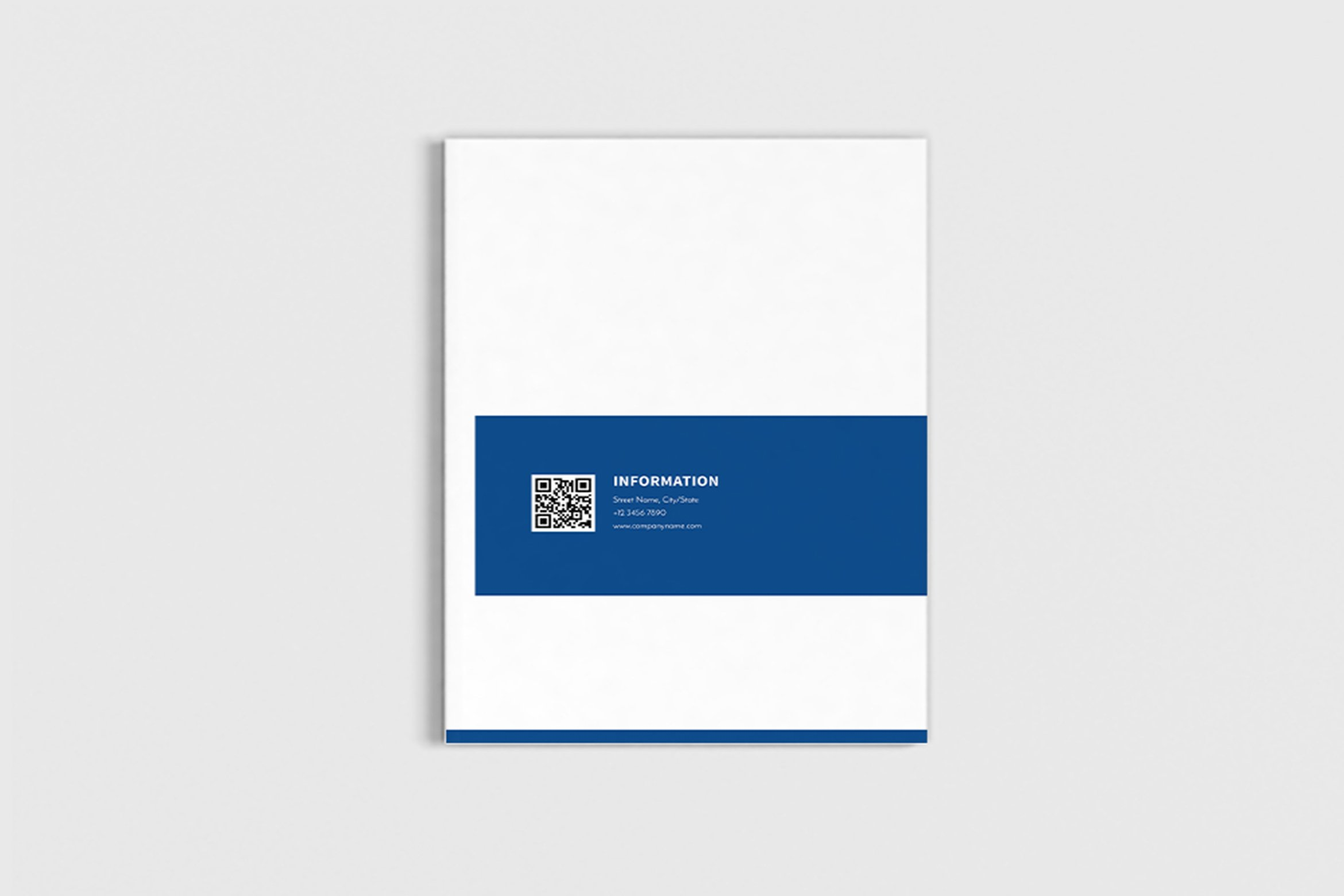 Walkers - A4 Business Brochure Template example image 3