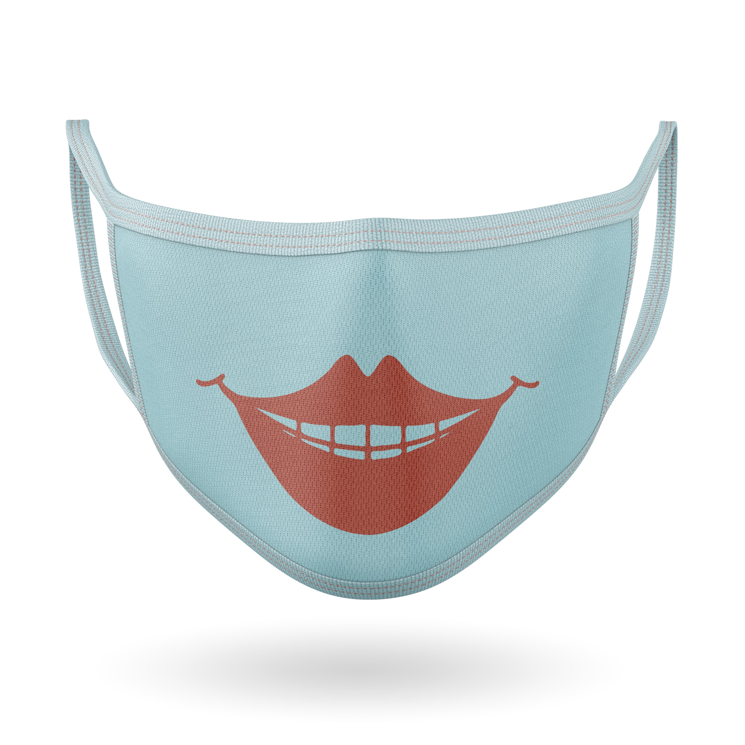 10 Funny Faces for Masks - SVG Cut Files example image 12