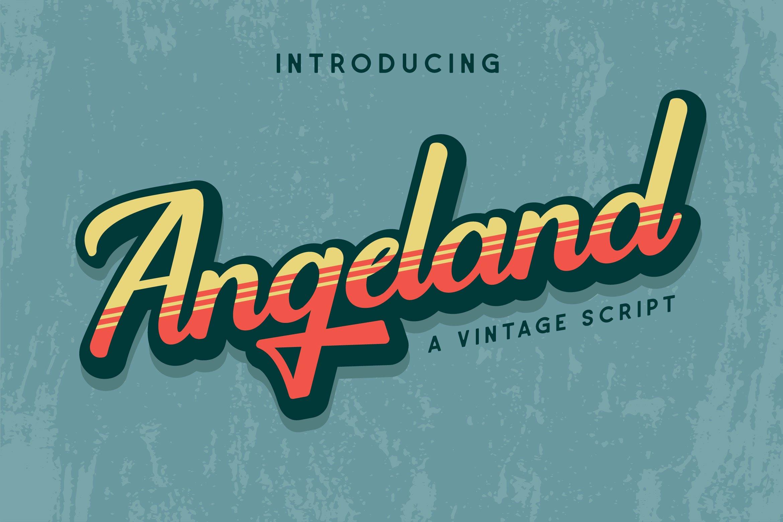 Angeland example image 1