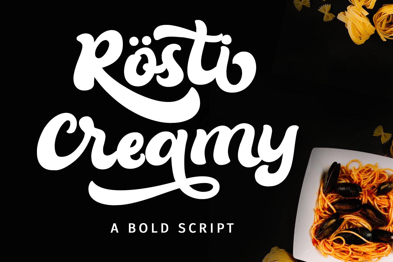 Rösti Creamy example image 1