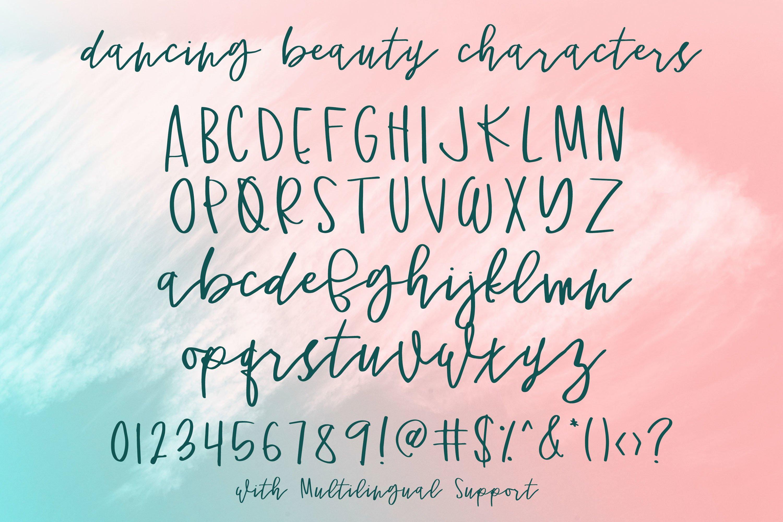 Dancing Beauty example image 4