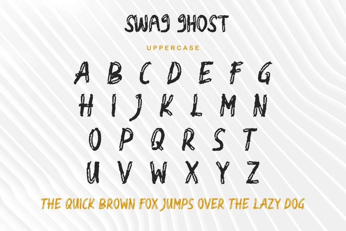 Swag Ghost example image 5