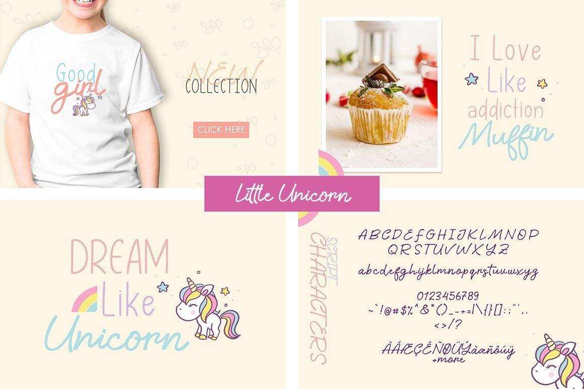 The Unicorn Dream Bundle example image 12