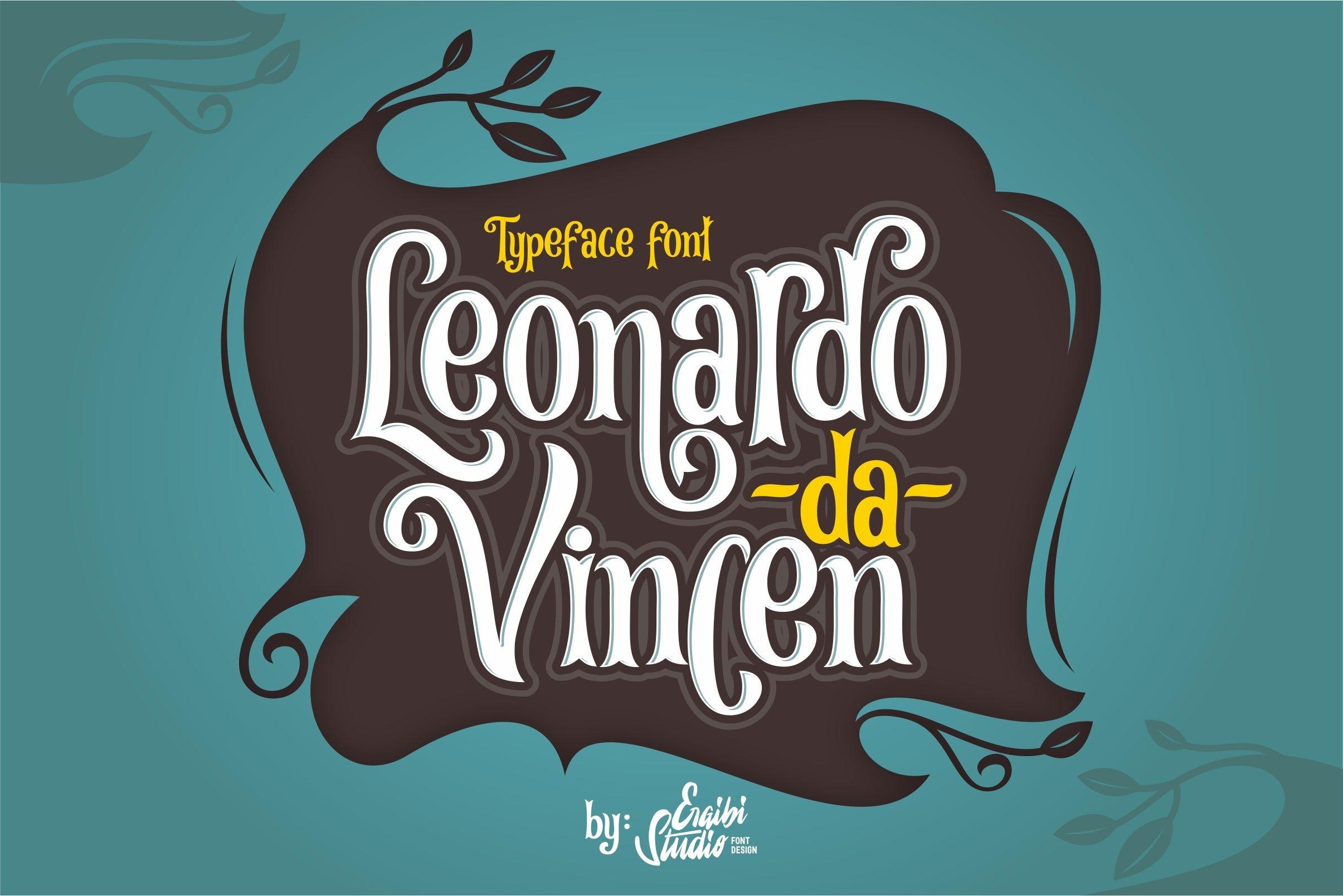 Leonardo da Vincen example image 1