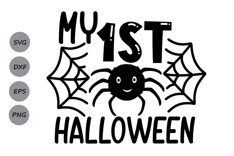 My 1st Halloween Svg Halloween Svg First Halloween Svg 362486 Cut Files Design Bundles