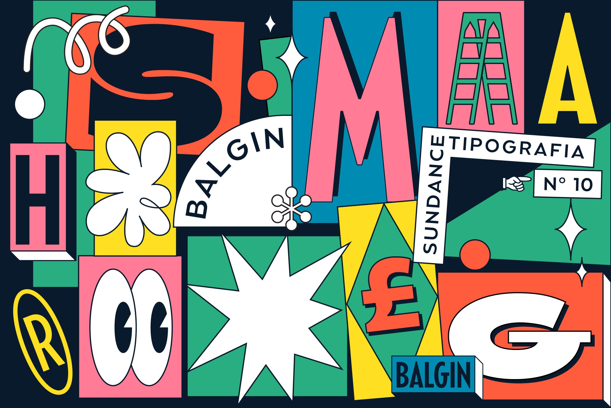 Balgin Font Family example image 2