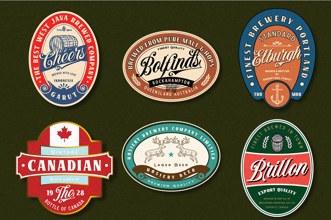 Benford Font Collections with Extras example image 7
