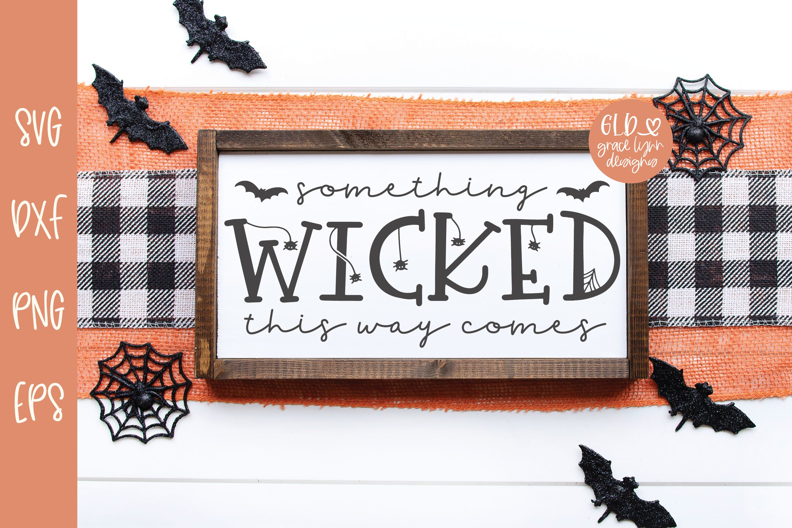 Something Wicked This Way Comes Halloween Svg 318513 Cut Files Design Bundles