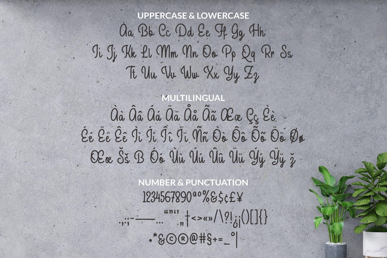Bulgae Font example image 4