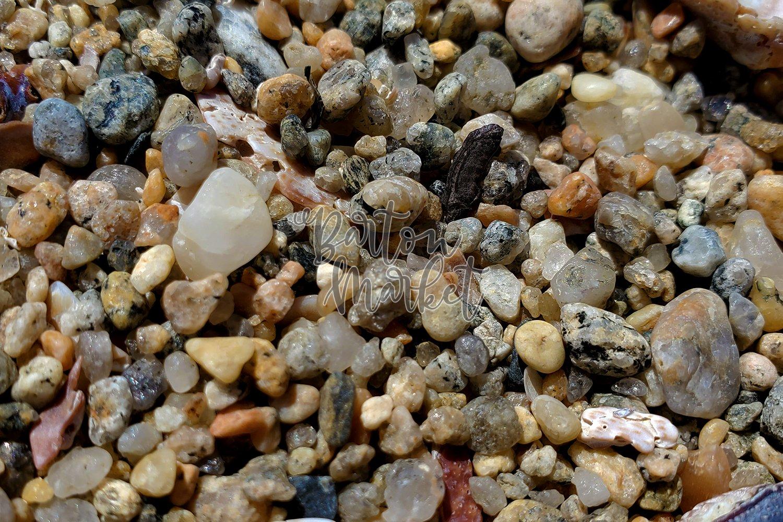 Stock Photo - Beach Pebbles example image 1