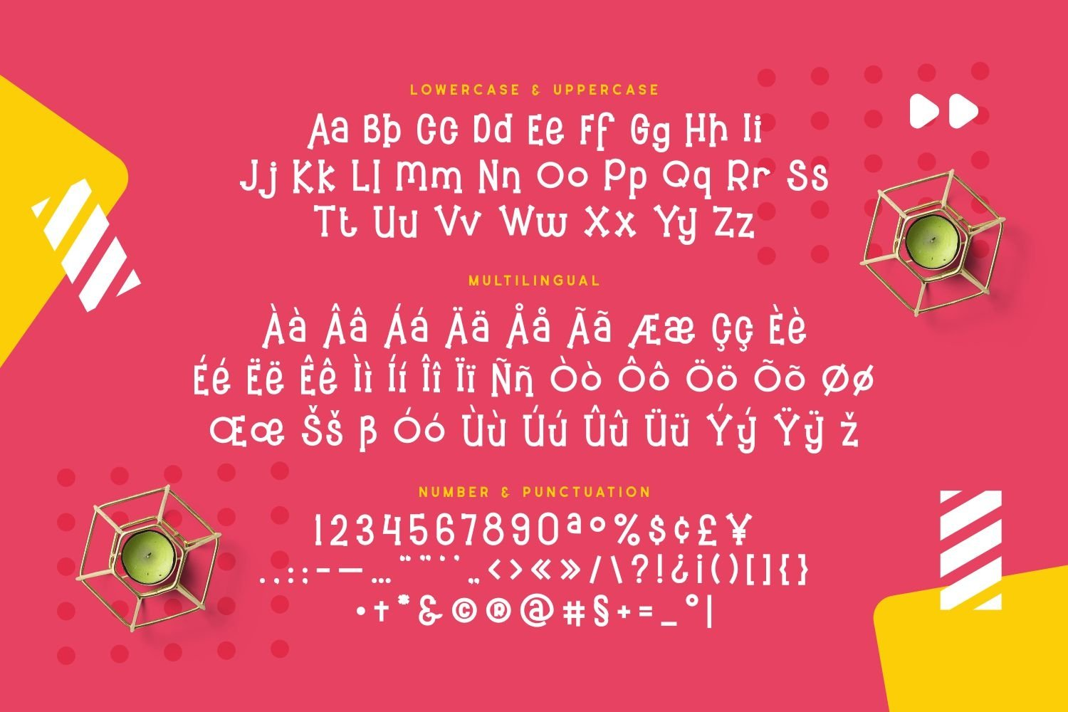 Mendhalion - Casual & Playful Font example image 4