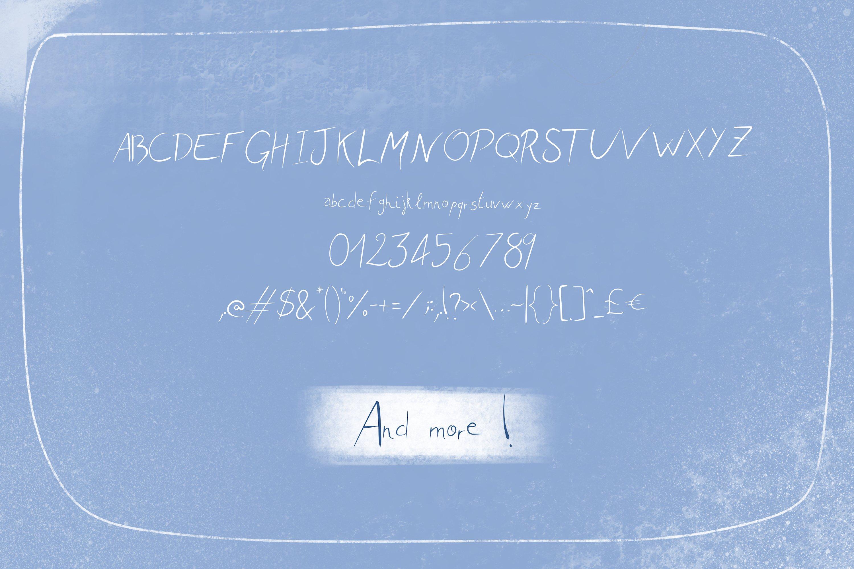 Pathetic - A nice romantic handwritten script font ! example image 2