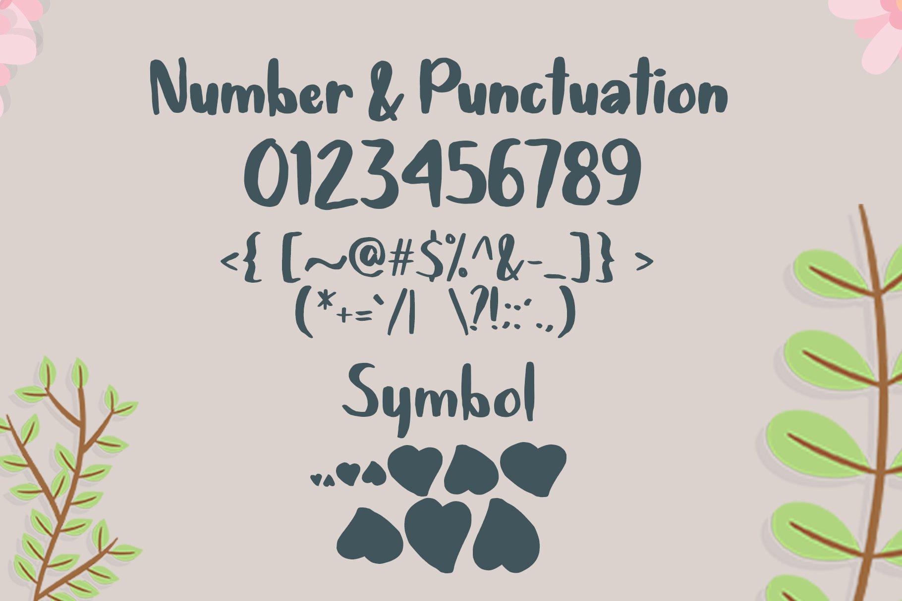 Jena & Gula | Love and Playfull Font example image 5