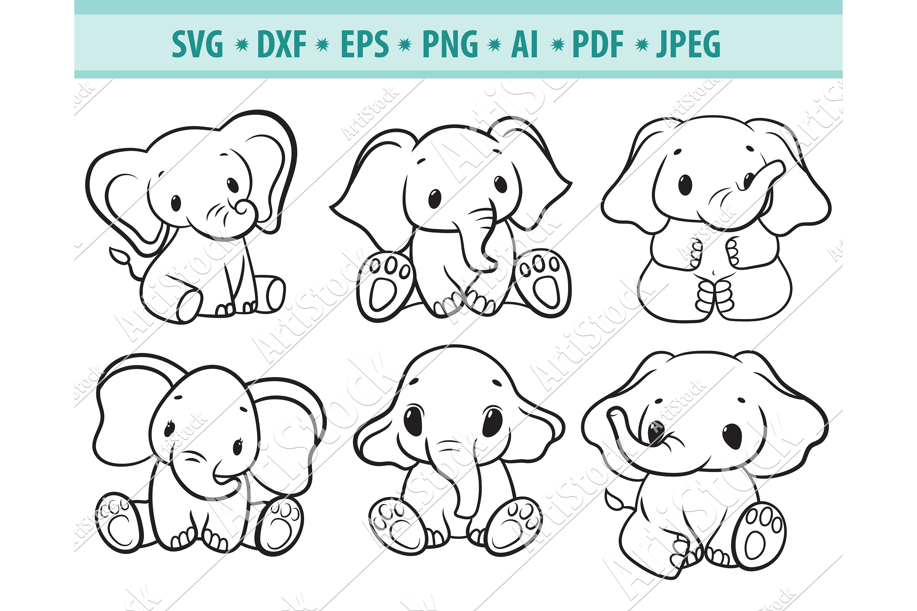 Elephants Svg Baby Elephant Png Cute Elephants Dxf Eps 809341 Cut Files Design Bundles Lovepik provides 32000+ elephant png photos in hd resolution that updates everyday, you can free download for both personal and commerical use. elephants svg baby elephant png cute elephants dxf eps