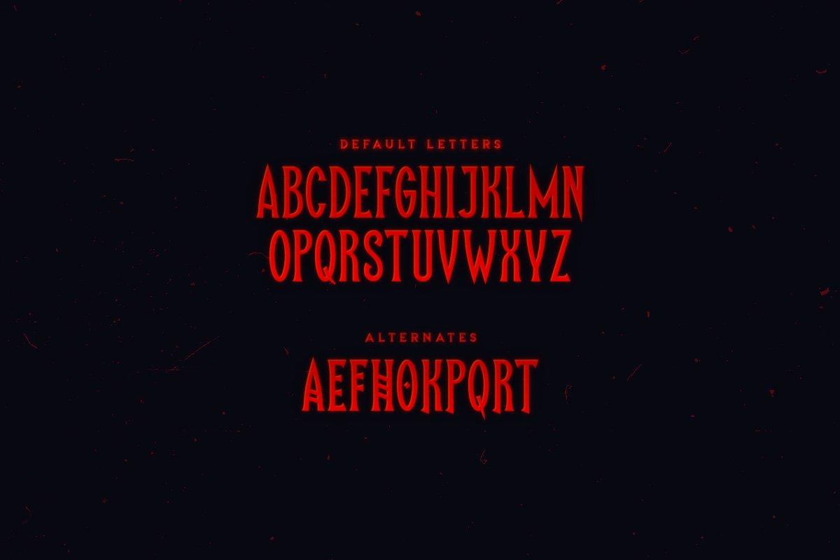 Anima Typeface example image 3