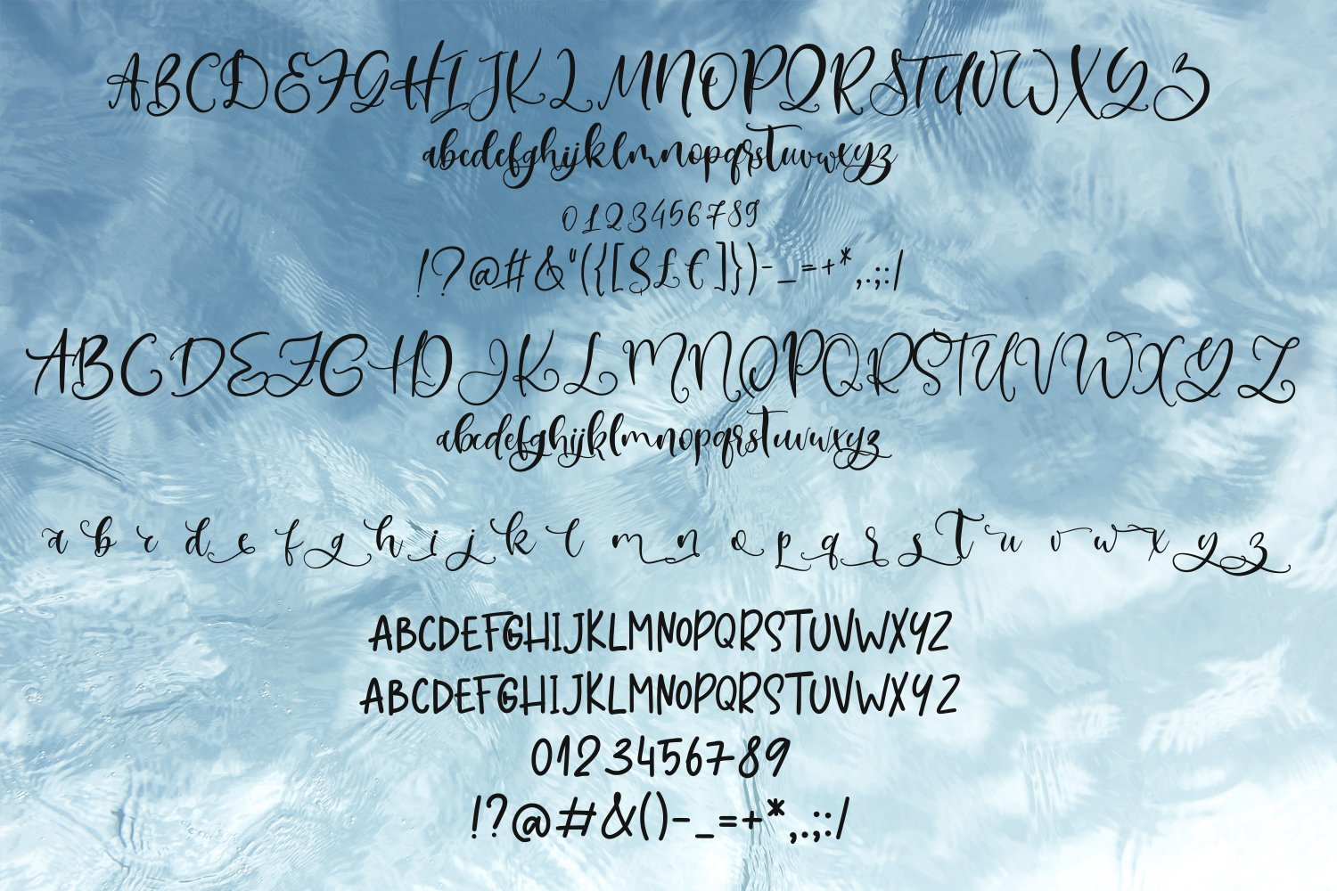 Mostar Font Duo example image 6