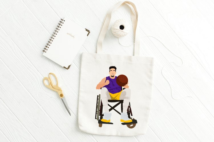 Disabled but Able Vector Illustration example image 5