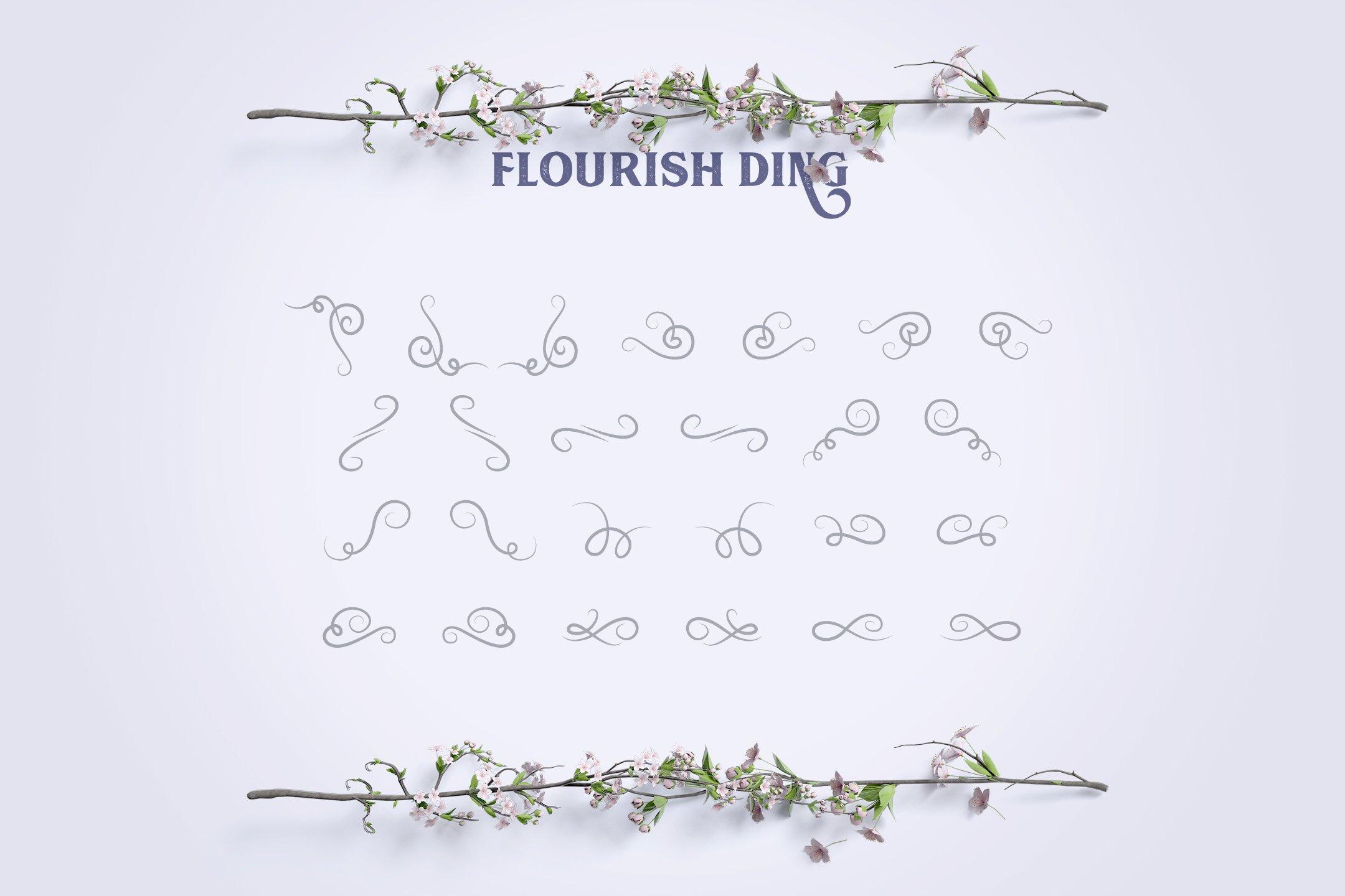 Flourish Ding example image 5