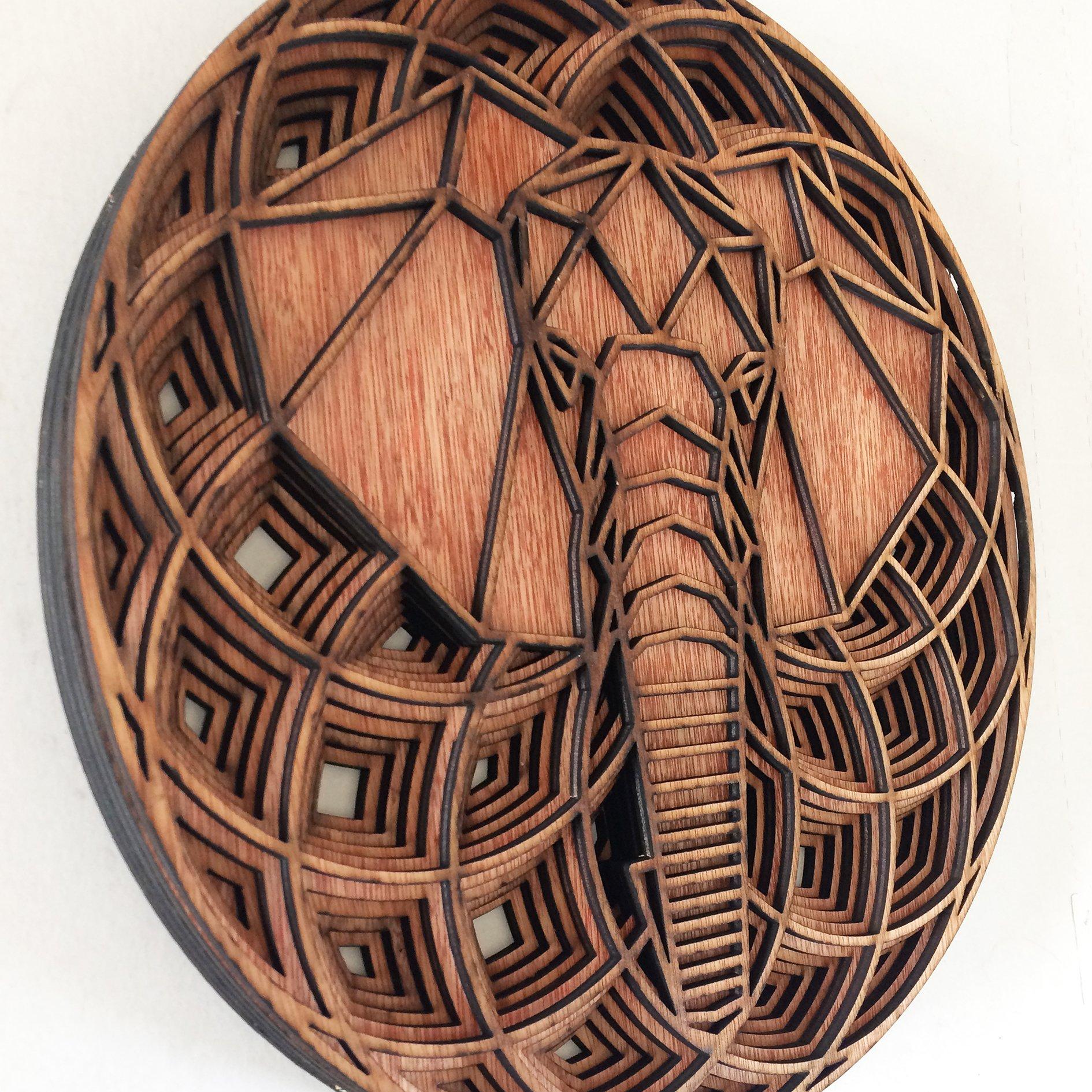 Download Multi layer mandala elephant (539754) | Cut Files | Design ...