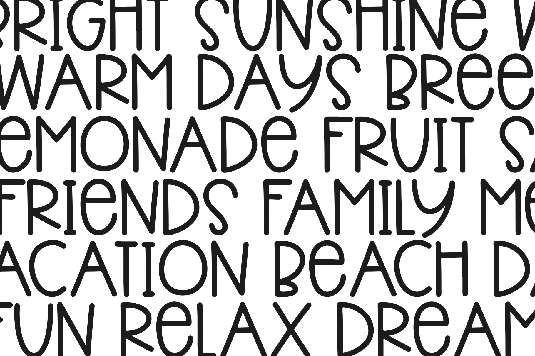 Lemon Honey - A Quirky Handwritten Font example image 5