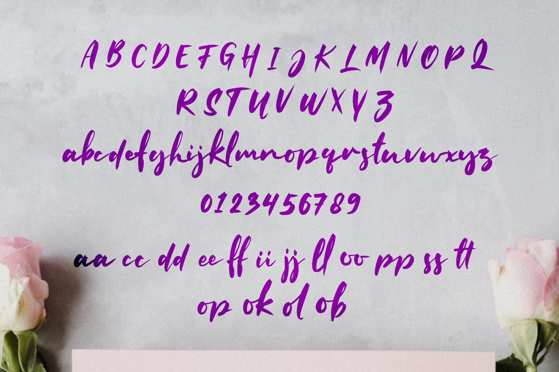 Mallent Font example image 6