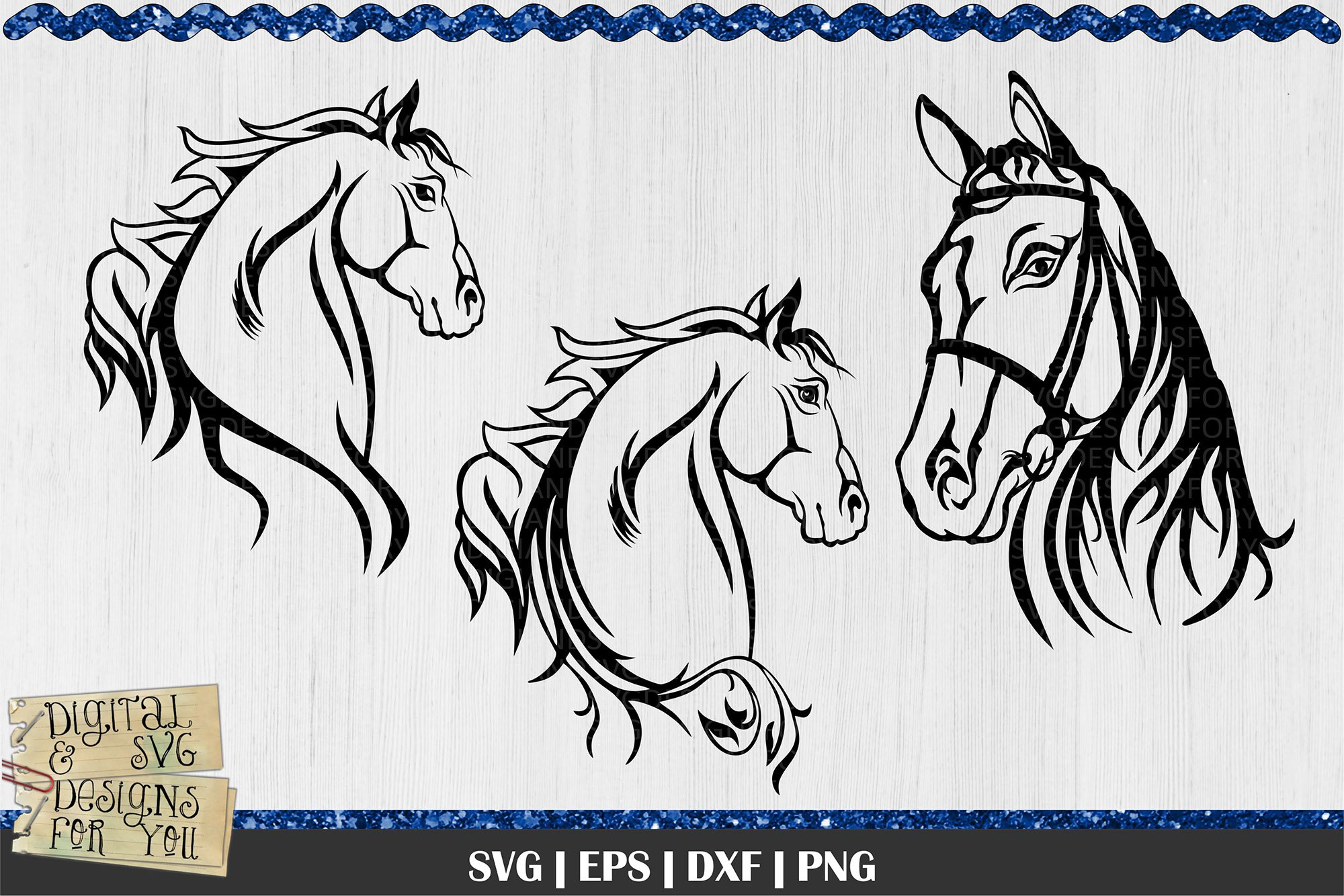 elegant horse svg Horse SVG,horse head svg horse svg and png instant download beautiful horse svg file for cricut and silhouette