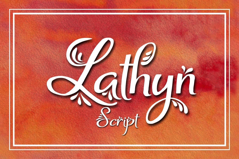 Lathyn example image 1