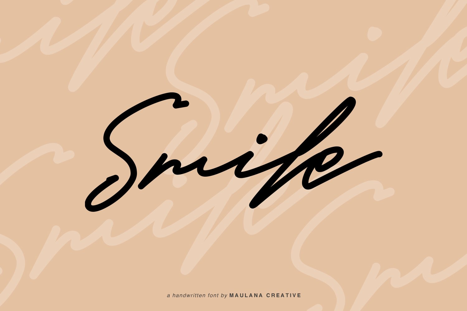 Soulitair Signature Font example image 10