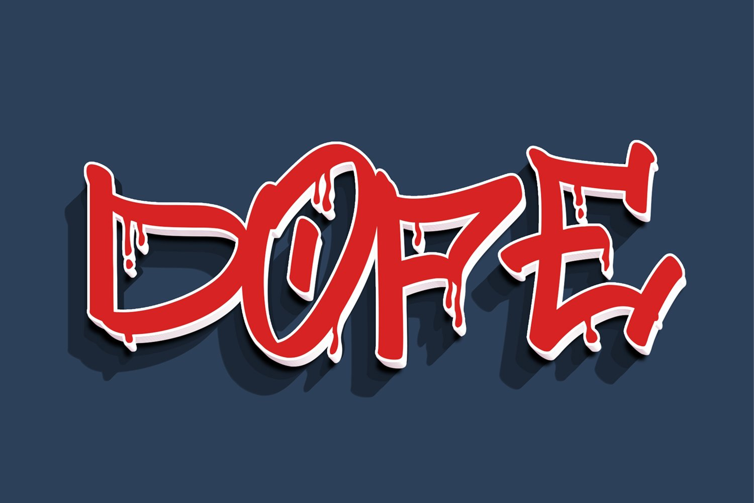 Street Power | Graffiti Font example image 2