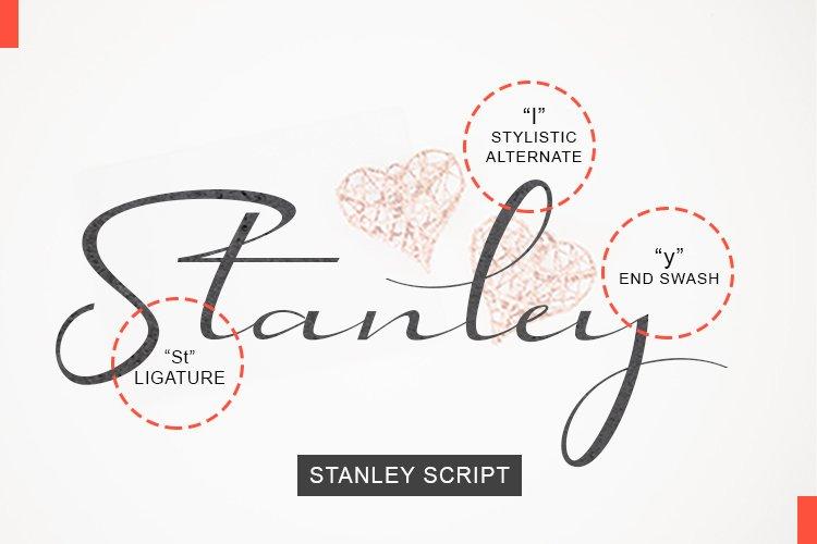 Stanley Modern Script example image 8