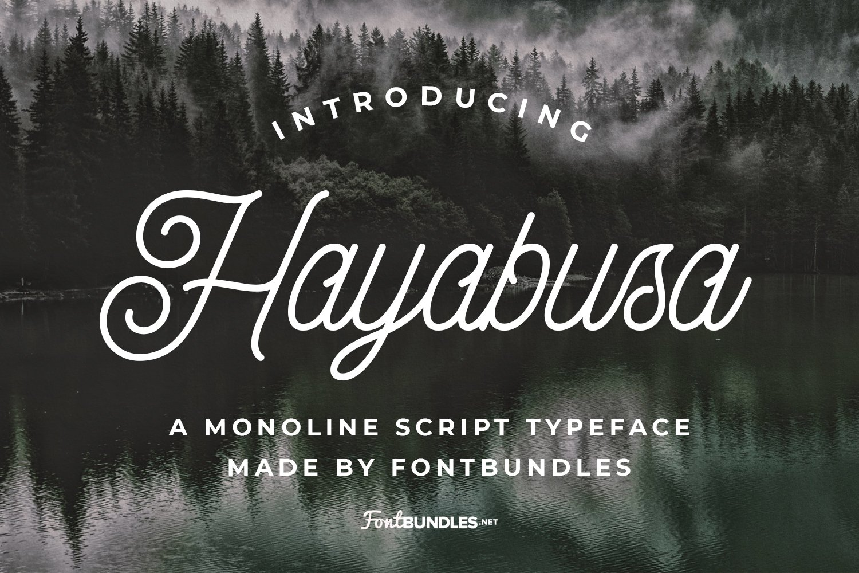 Hayabusa Script example image 1