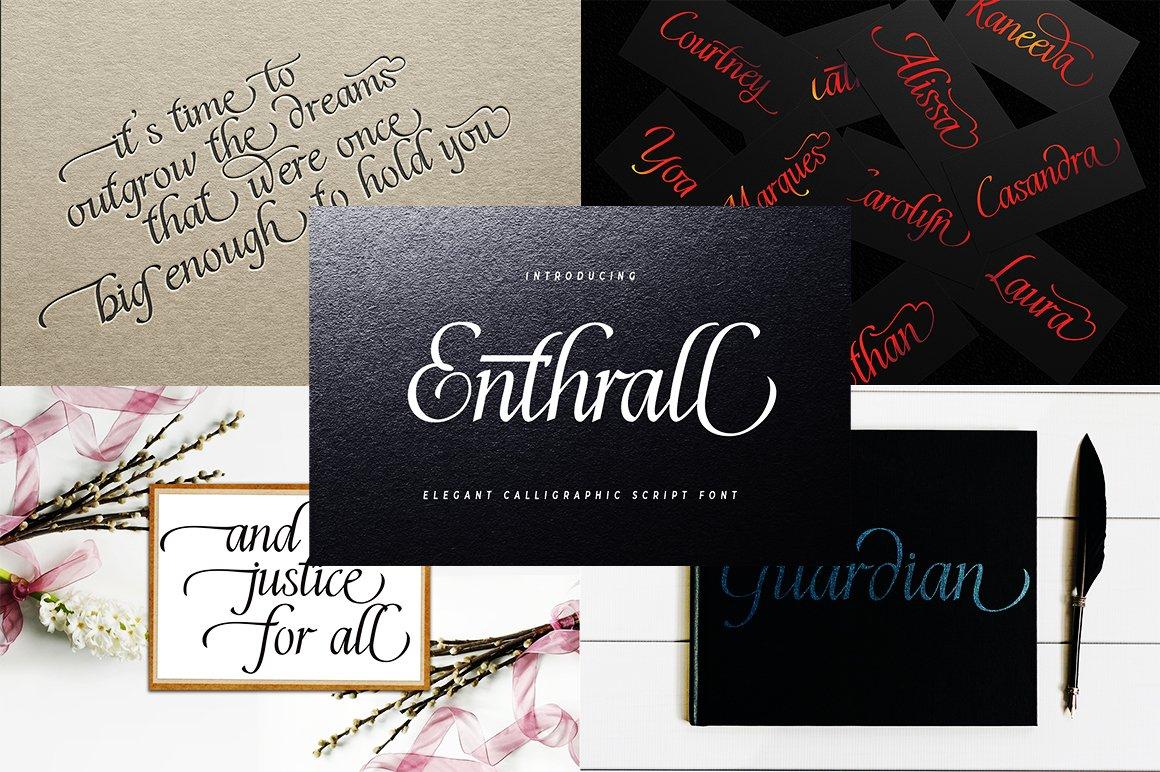 The Modern Font Bundle example image 3