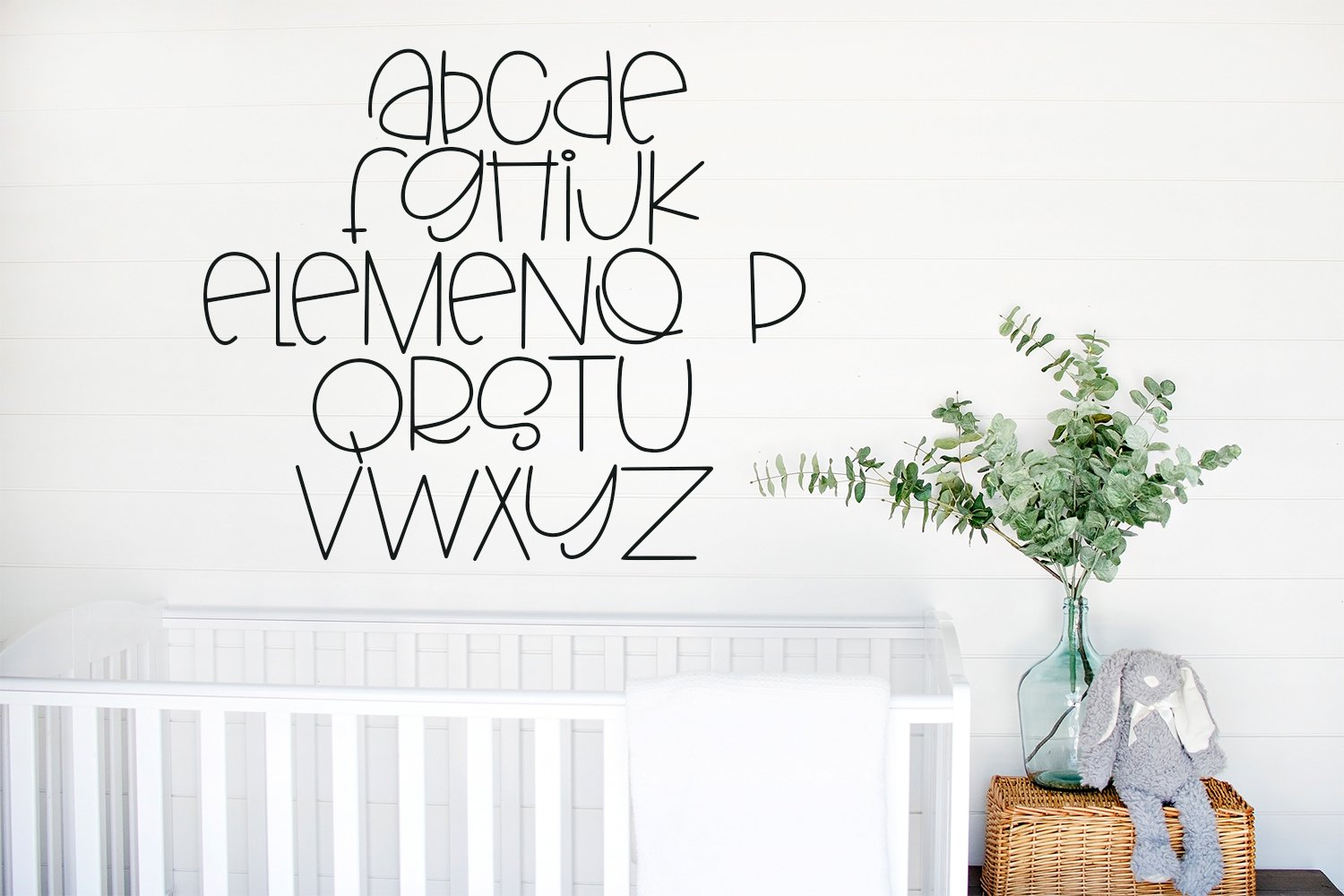 Fluffiness - A Cute Hand-lettered Font example image 2