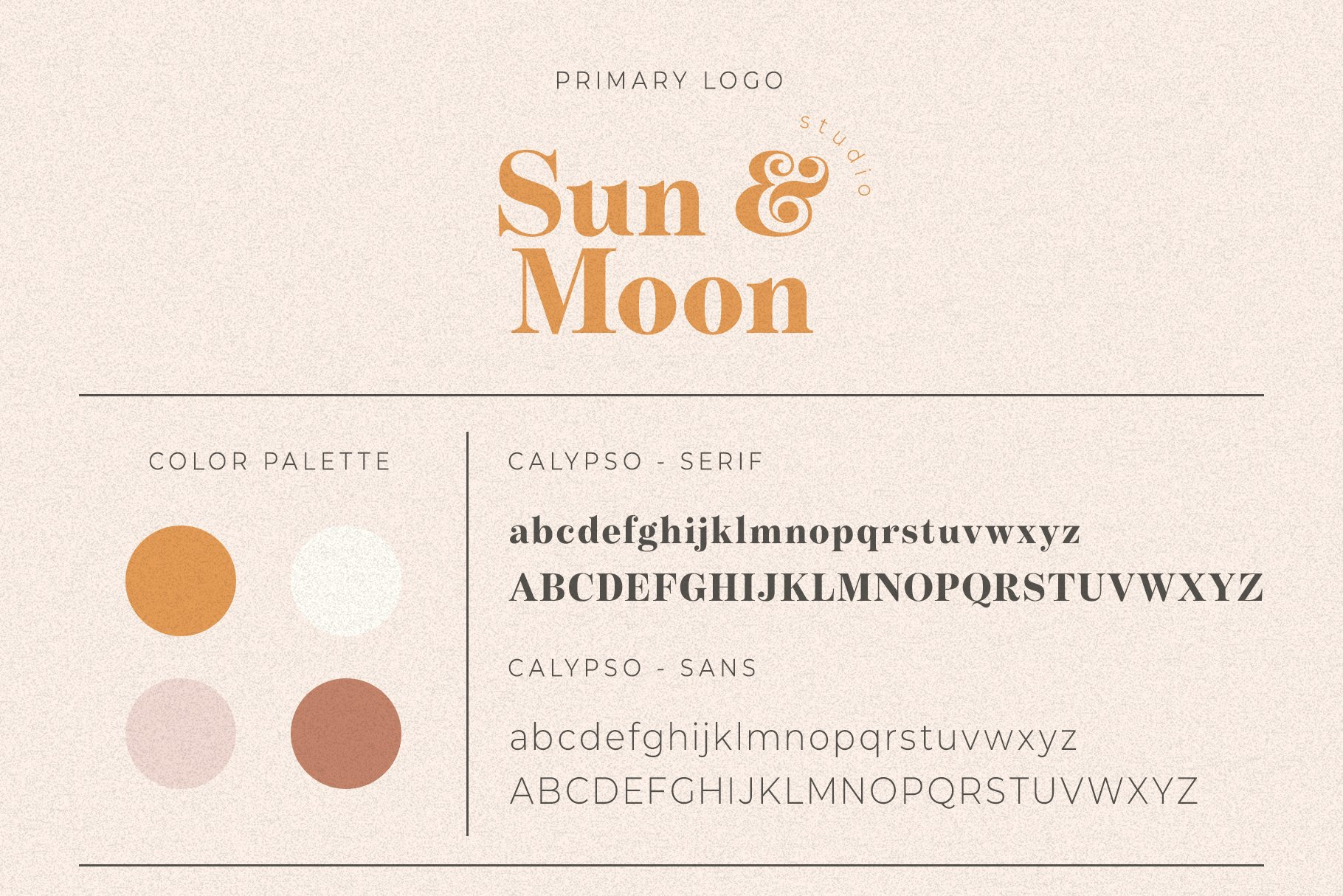 Calypso // A Modern Font Duo example image 8