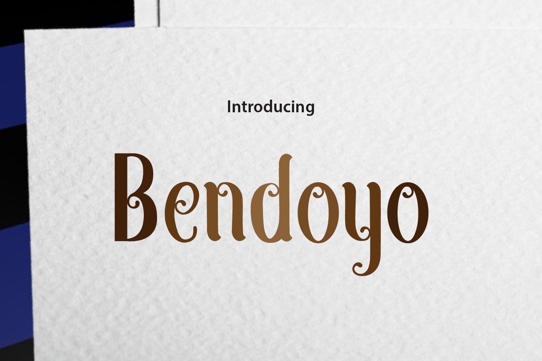 Bendoyo example image 1