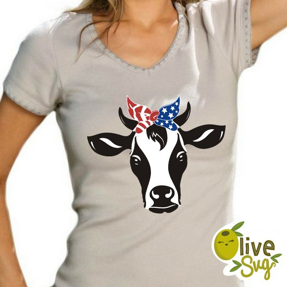 Heifer Svg Cow Svg Farm Svg Dairy Cow Svg Banana Cow 4th Of July Bandana 4th Of July Cow Face Animal Faces Svg Independence Day Cow 90084 Illustrations Design Bundles