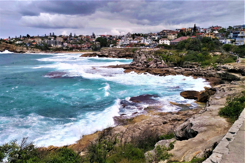 Awesome coastal walk from Bondi Beach in Sydney, Australia example image 1