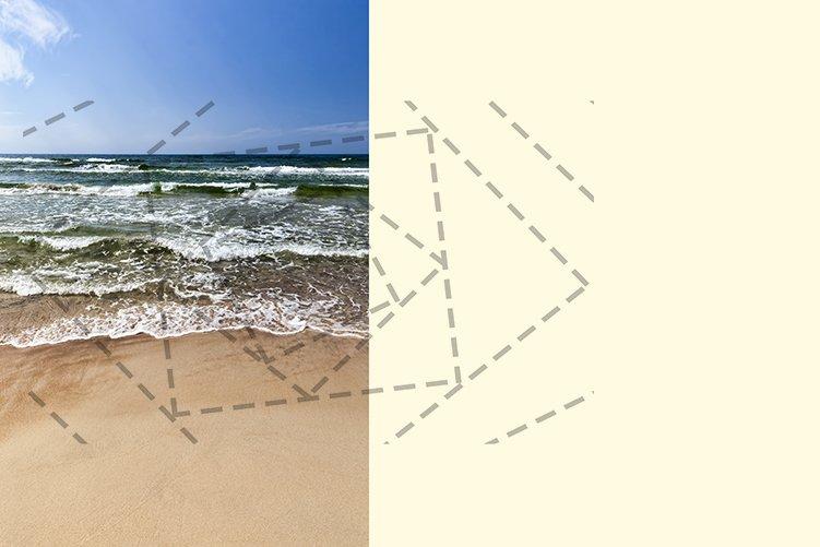 sea sand beach example image 1