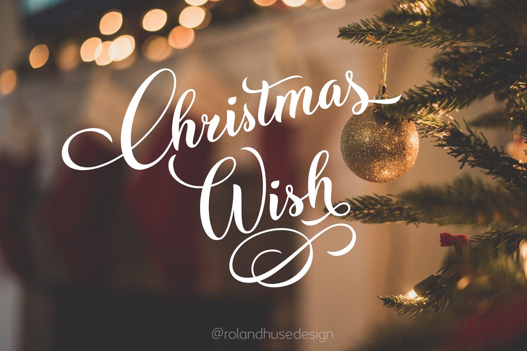 Christmas Wish example image 2