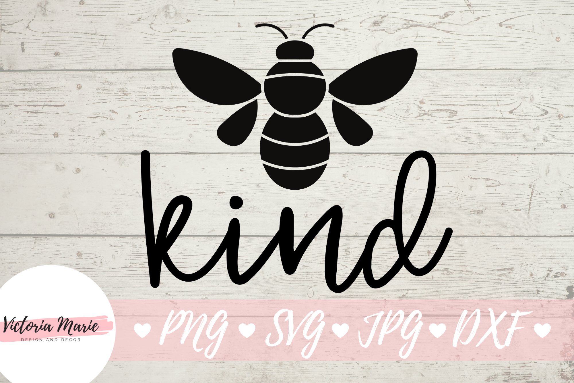 Bee Kind svg, Be Kind, Svg Designs, Bumblebee Cut Files example image 1