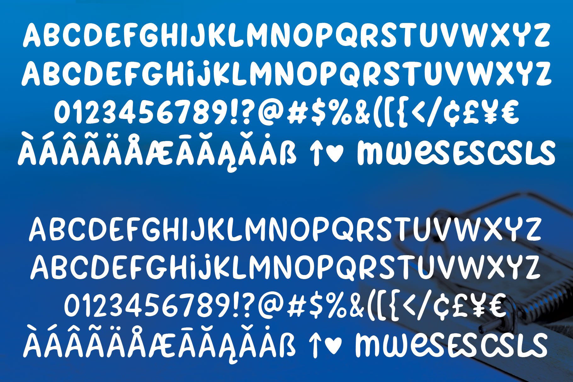 The Newbie Crafter Font Bundle - 8 fun & smooth families! example image 9