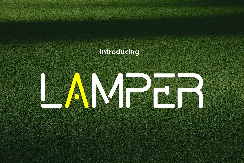LAMPER example image 2