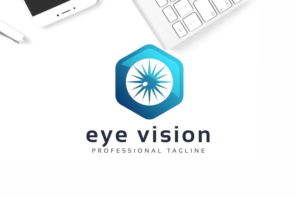 Eye Vision Logo example image 3