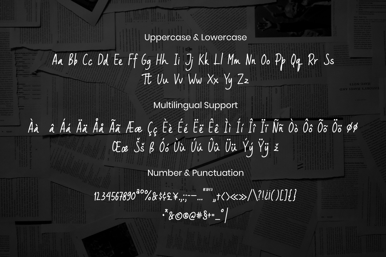 Filosofi Font example image 4