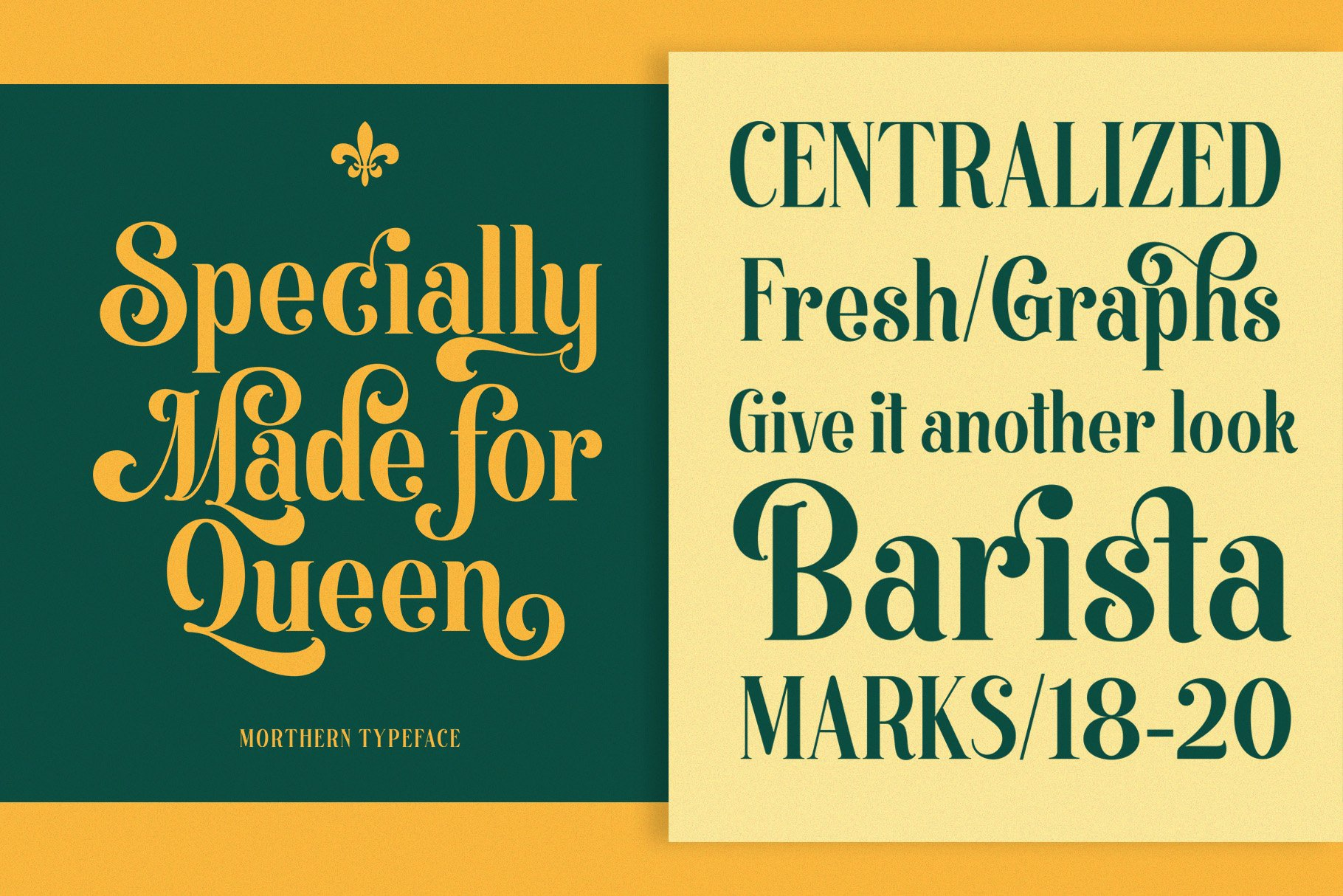 Morthern Font example image 6