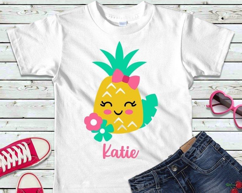 Pineapple Svg Summer Tropical Digital Art Cut File 261740 Cut Files Design Bundles