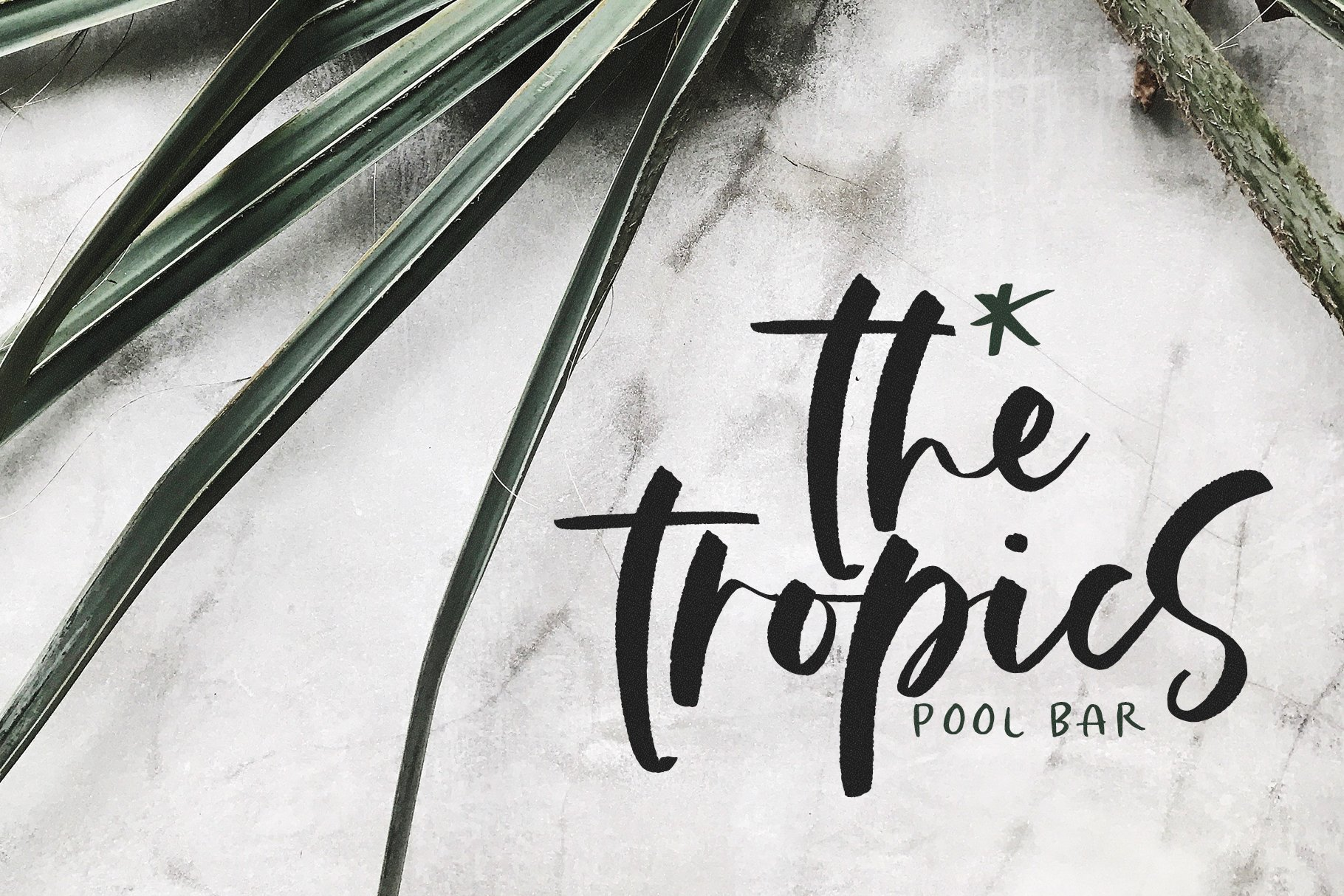 The Coast - Handwritten Script Font with Extras example image 3