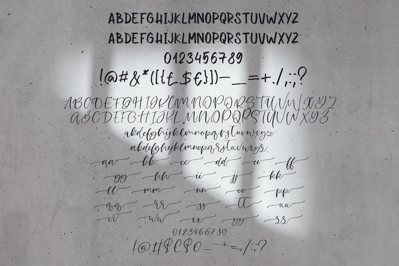 Sugar Wave Font Duo example image 6