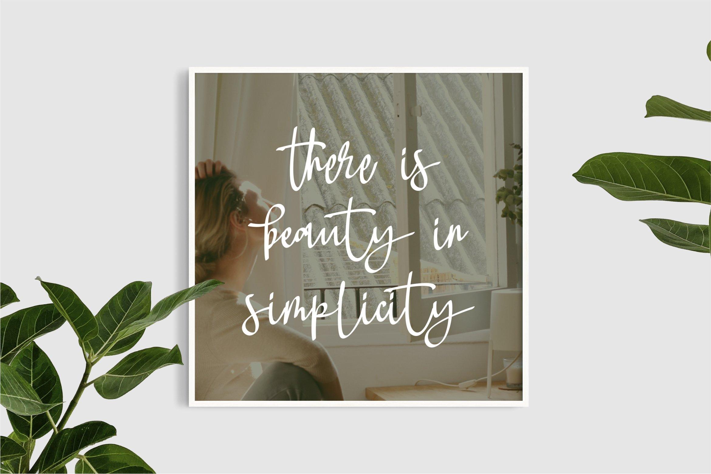 Rindyani - A Beauty Script Font example image 2